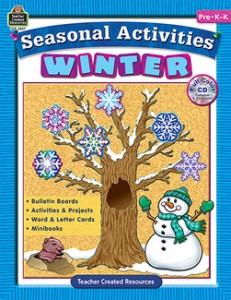 Winter Seasonal Activities