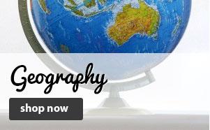 Geography school supplies