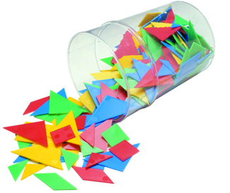 Picture of Tangrams classroom pack