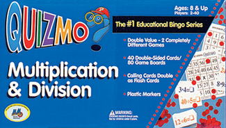 Picture of Quizmo multiplication & division