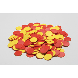 Picture of Two color counters 200 pcs