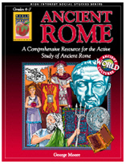 Picture of Book ancient rome gr 4-7