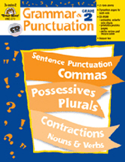 Picture of Grammar & punctuation gr 2