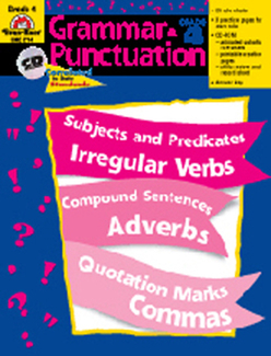 Picture of Grammar & punctuation gr 4