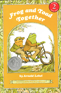 Picture of Frog and toad together