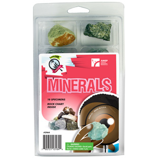 Picture of Explore with me geology minerals  set