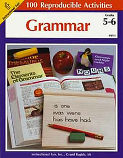 Picture of Grammar gr 5-6 100+