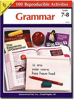 Picture of Grammar gr 7-8 100+