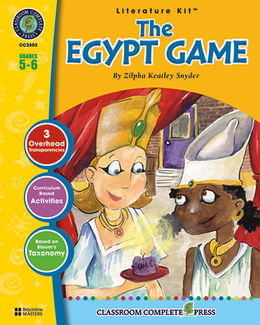 Picture of The egypt game gr 5-6 literature  kit
