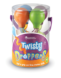 Picture of Twisty droppers set of 4