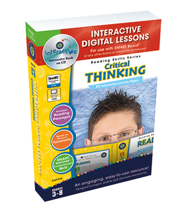 Picture of Critical thinking interactive  whiteboard lessons