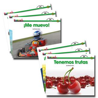Picture of En espanol sight word readers  science set of 16