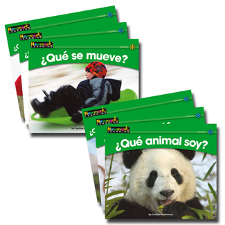Picture of En espanol science vol 1 set of 12  rising readers