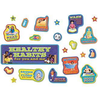Picture of Healthy habits bb set - 38 pieces