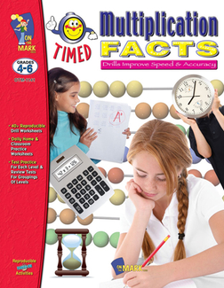 Picture of Timed multiplication facts