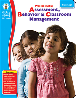 Picture of Early years pk abcs assessment  behavior & classroom management