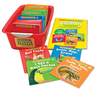 Picture of Guided science readers super set  animals