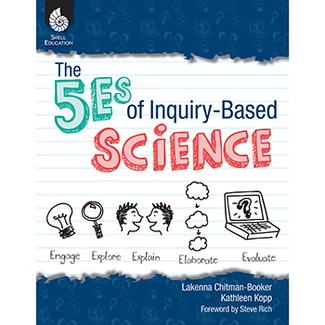 Picture of The 5es of inquiry based science