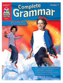 Picture of Complete grammar gr 7