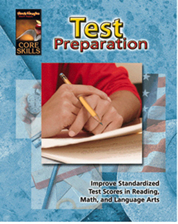 Picture of Core skills test preparation gr 4
