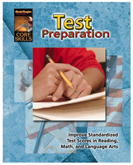 Picture of Core skills test preparation gr 6