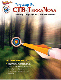 Picture of Test success targeting the ctb/  terranova gr 6