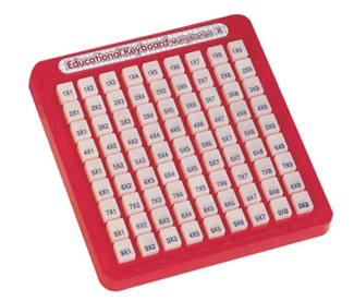 Picture of Math keyboards multiplication