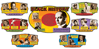 Picture of Bb set black history