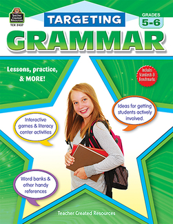 Picture of Targeting grammar gr 5-6