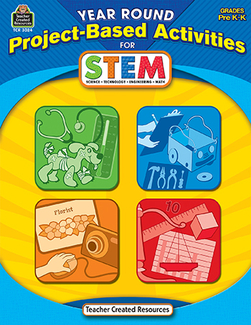 Picture of Year round gr pk-k project based  activities for stem
