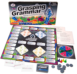 Picture of Grasping grammar game