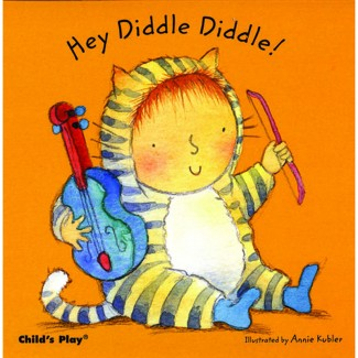 Picture of Hey diddle diddle board book