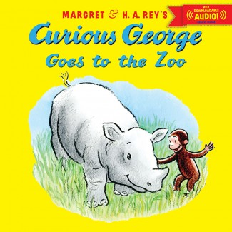 Picture of Curious george goes to the zoo