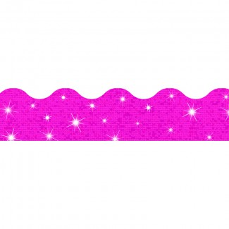 Picture of Hot pink terrific trimmers sparkle