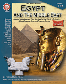 Picture of Egypt and the middle east