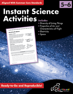 Picture of Science activities gr 5-6