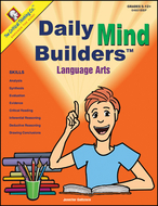 Daily mind builders language arts  gr 5-12