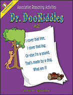 Dr. dooriddles book a2 gr pk-2
