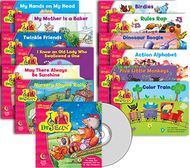 Dr jean variety pack with cd prek-1