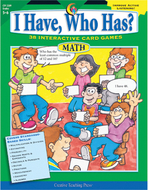 Math gr 5-6 i have who has series