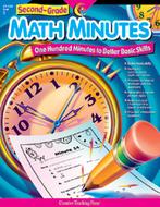 Second-gr math minutes