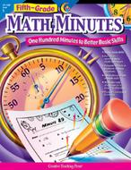 Fifth-gr math minutes