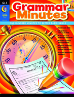 Grammar minutes gr 3