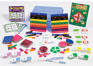 Middle school fraction kit