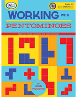 Working with pentominoes book & cd