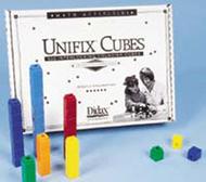 Unifix cubes 500 asstd colors