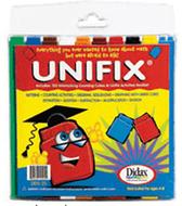 Unifix cubes 100 asst colors
