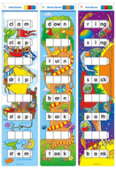Unifix word ladders blends