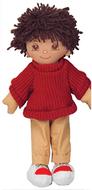 19 soft cuddly doll hispanic boy