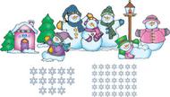Bb set snow pals